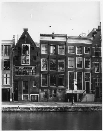 Visitare la casa di anna frank ad amsterdam - Casa anna frank ...