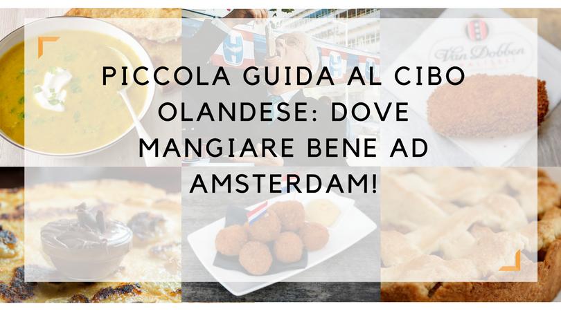 Cucina Olandese Archives In Olanda Con Valentina