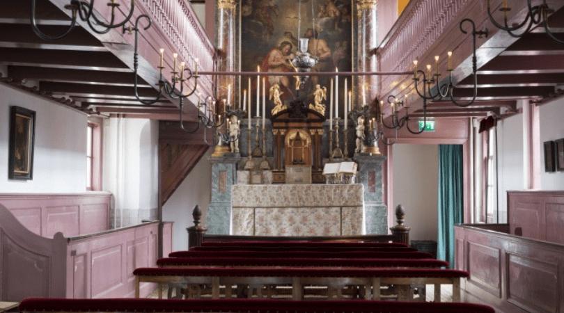chiesa del cristo nostro signore in soffitta