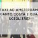 taxi amsterdam costo e prenotazione