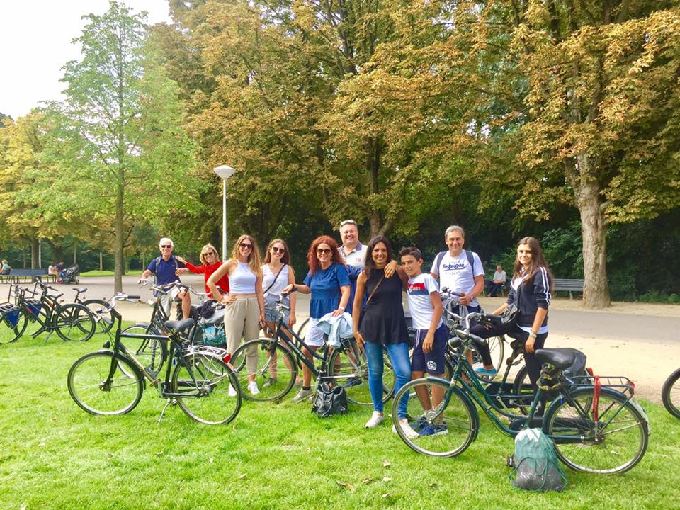 visita in bicicletta amsterdam in italiano