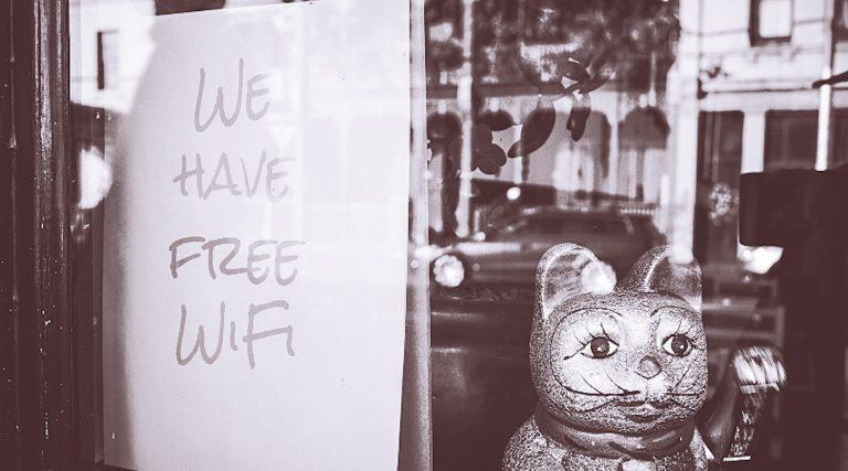 wifi gratis ad amsterdam