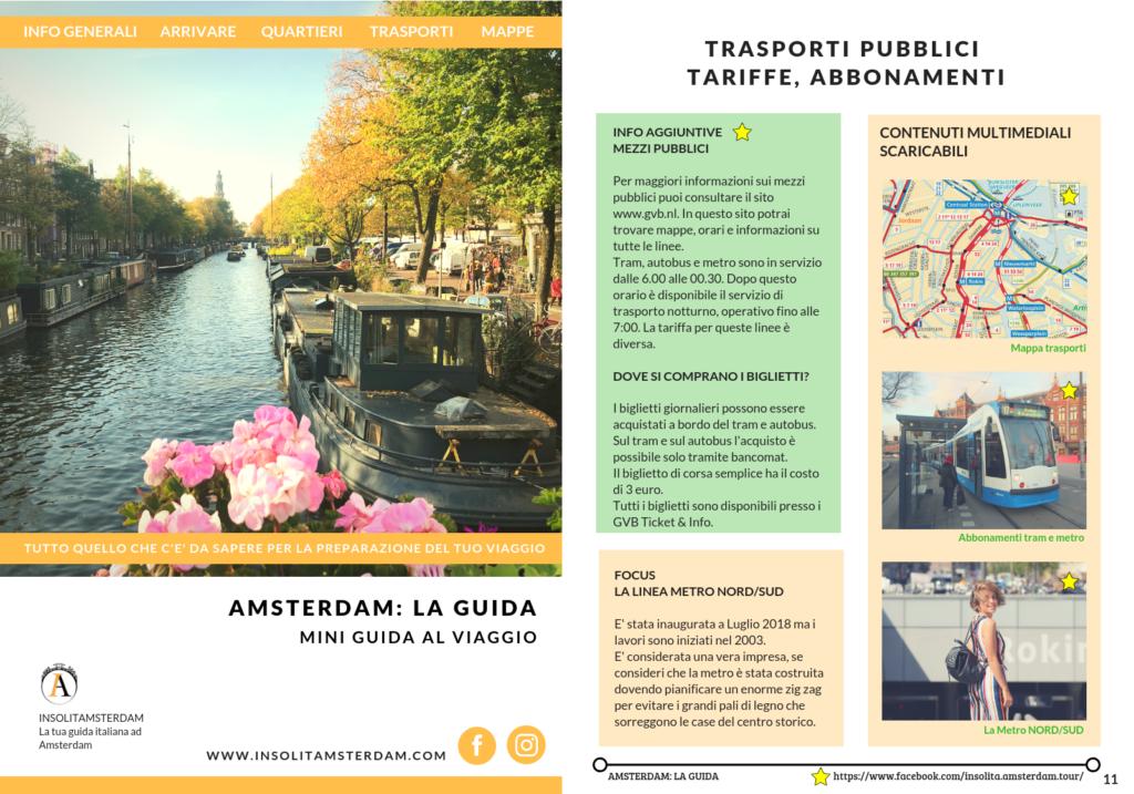 guida gratuita pdf amsterdam