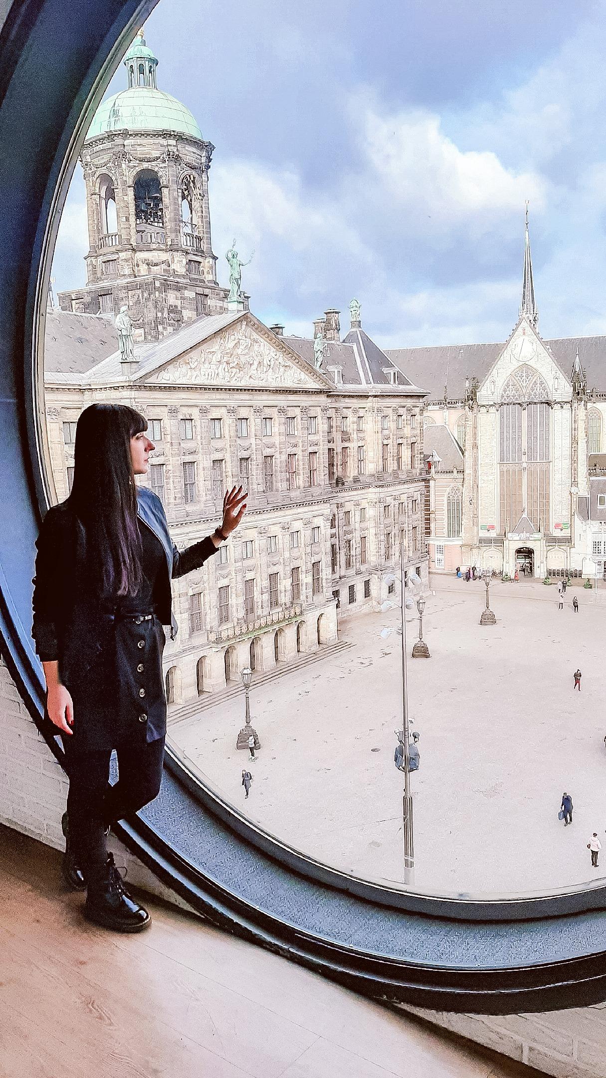 Valentina_museo delle cere amsterdam