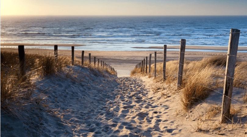 dove andare al mare in olanda