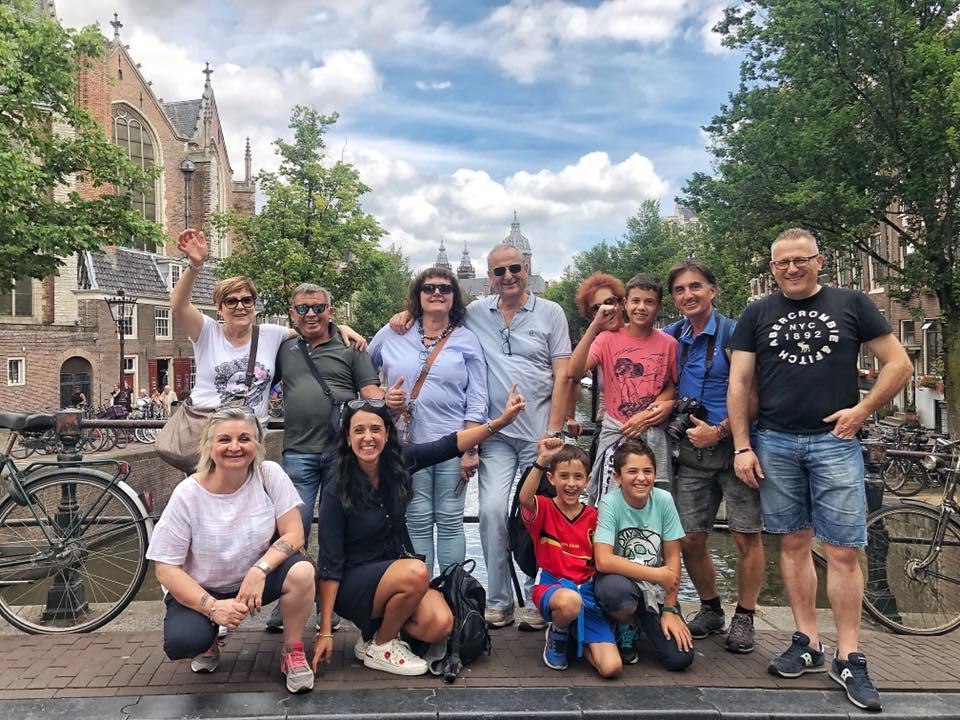 viaggi di gruppo amsterdam