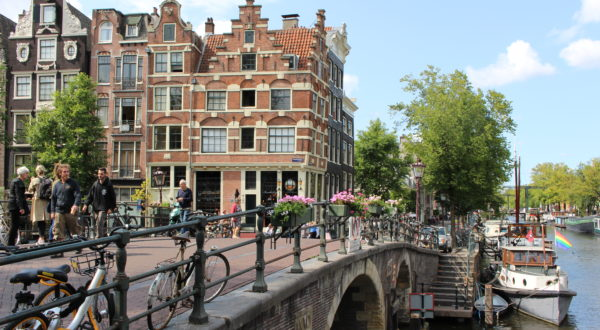 Amsterdam a piedi in Italiano