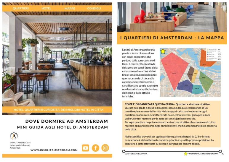 Dove dormire ad Amsterdam